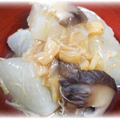 薬膳家レシピ:大根と貝柱の中華風煮