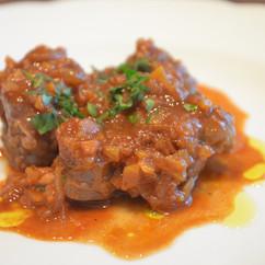 グーラッシュ 牛肉のパプリカ煮