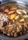 芯から温まる★薬膳火鍋に★辛めスープ