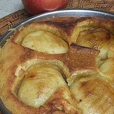 ごろごろ☆りんごの簡単ケーキ
