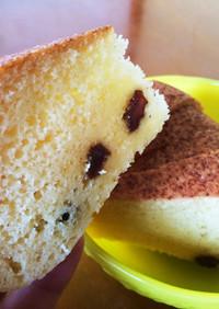 炊飯器マーラーカオ☆蒸しパン。もっちり★