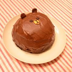 ブラウン チョコケーキ