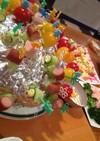 子どもと作れるパーティー用料理