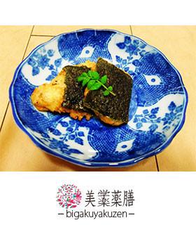 自然薯の落とし揚げ 薬膳 陰虚のレシピ