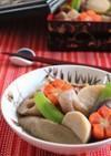 煮しめ(鶏肉と根菜の煮物)