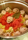 豚バラとキャベツの煮込み