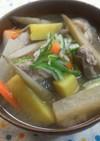 たっぷり根菜の温まる味噌汁♪