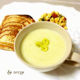 ブレンダーで!簡単☆ぎんなんのスープ