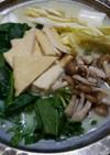 伊東家の食卓とろーり豆乳鍋(覚書用)