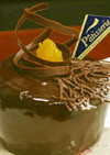 チョコレートケーキ バレンタイン