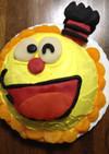 コロ助 立体ケーキ