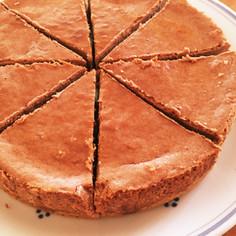 【覚書】チョコレートチーズケーキ