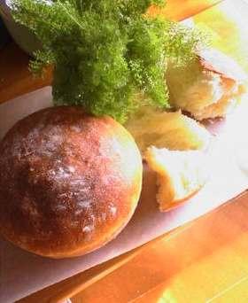 パリパリふわふわ 土鍋パン