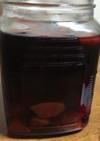 赤ワインのカリン酒