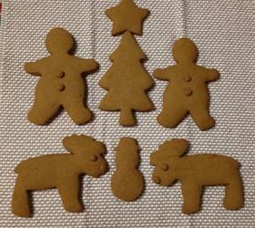 ジンジャーブレッド クッキー