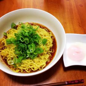 簡単おいしい!広島の汁なし担々麺