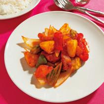 タイの酢豚