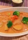 海老の具だくさんスープ♪