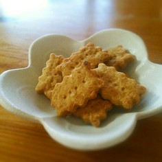 麦みそクッキー