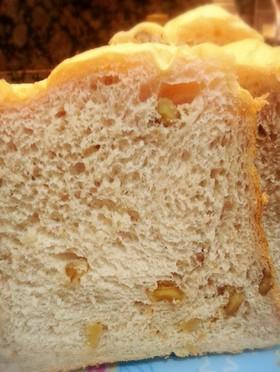 ツインバードHBで♡しっとりくるみパン