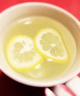 ほっと♡さわやかレモン湯