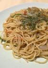 ピリッと旨い♪カレースパゲティ