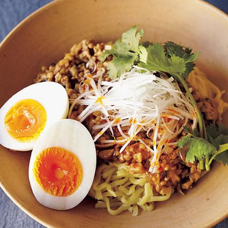 汁なし担担麺(たんたんめん)