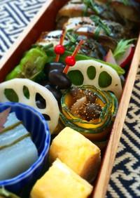 お弁当に☆食べられる野菜カップ