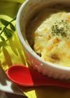 卵とチーズがトロリ♡『肉じゃがココット』