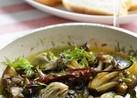 やみつき!3種のきのこと牡蛎のアヒージョ