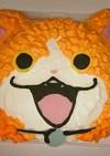 ジバニャンアイスケーキ☆誕生日パーティー
