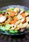根菜のグリルサラダ