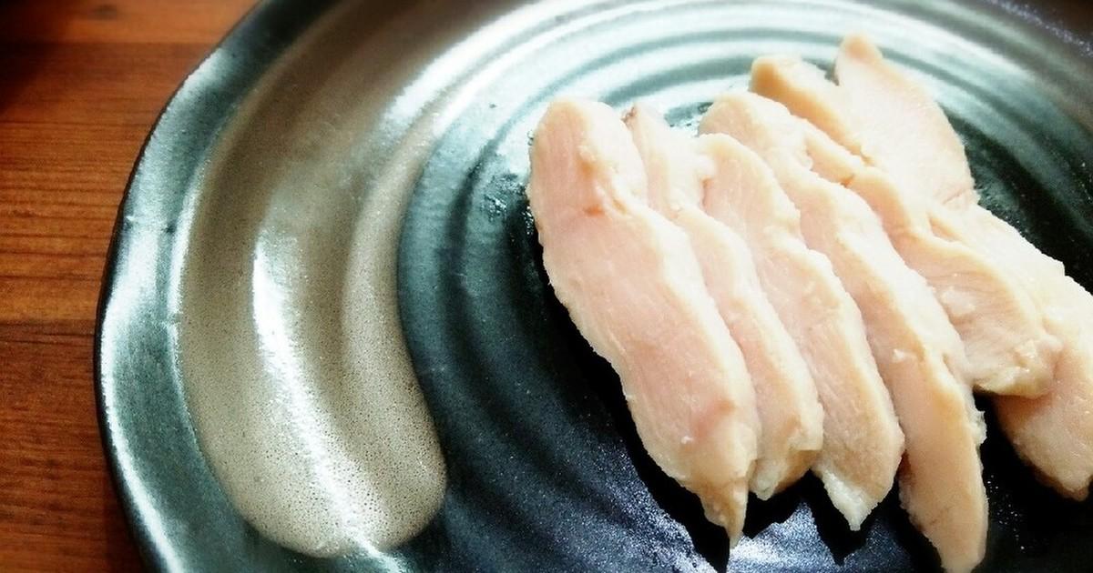 胸 肉 サラダ チキン