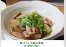 豚バラと大根の煮物