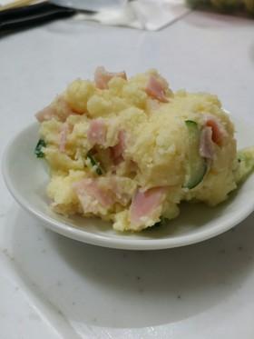 簡単!芋好きのポテサラ☆隠し味で激ウマ♡