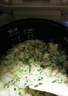 チキン炊込ご飯 ローストチキン リメイク