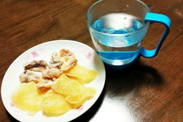 水道 水 白湯