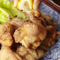 鶏肉のゆず塩から揚げ