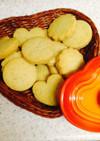 超簡単さくさく♪米粉のメープルクッキー