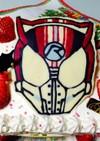 7層のケーキ☆ 仮面ライダードライブ