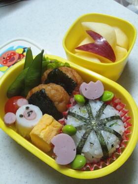 保育園のお弁当(1歳10か月)