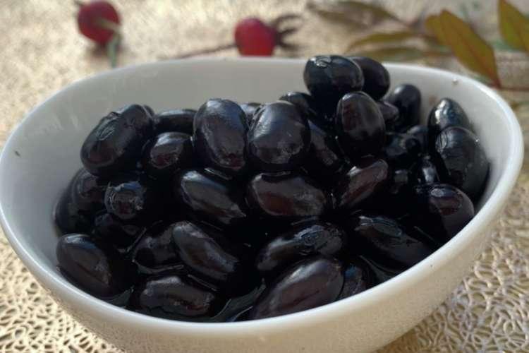 レシピ おせち 黒豆