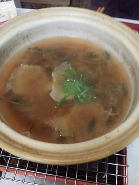 #131(牡蠣鍋)