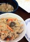 ローストチキンリメイク炊き込みご飯Ⅱ