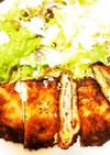 豚肉と梅干しのミルフィーユ揚げ