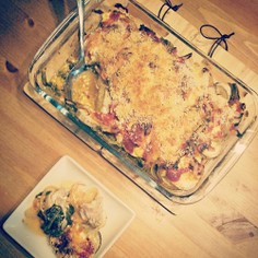 超簡単♪オーブンで鶏のオーロラソース焼き