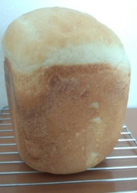 早焼き♪極少ショートニングでふわ②食パン