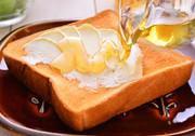 ハニークリームトーストの写真