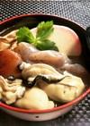 *糸島産みるく牡蠣のお雑煮*