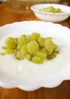 ふうき豆ヨーグルト